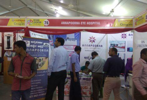Mysore Education Fair Exhibition